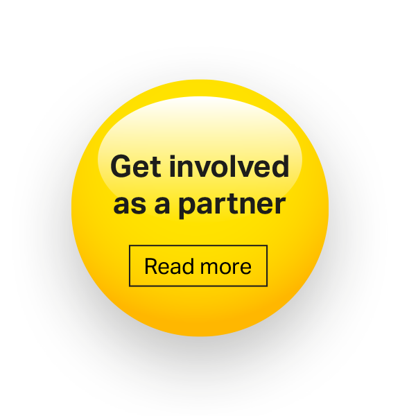Get involved as a partner
