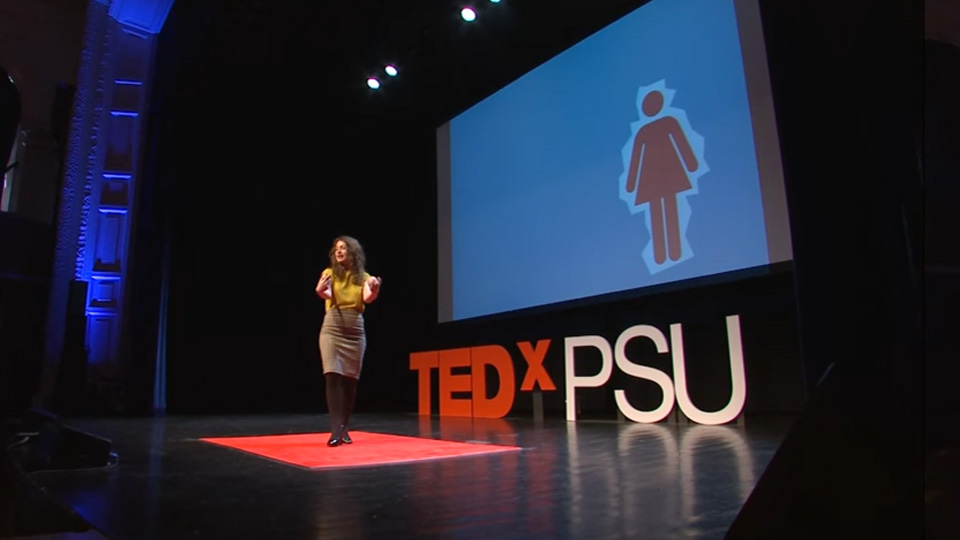 TED talk by Debbie Sterling