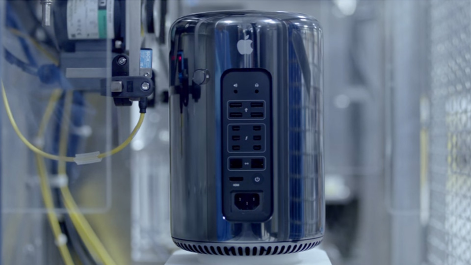 Apple: Making the Mac Pro