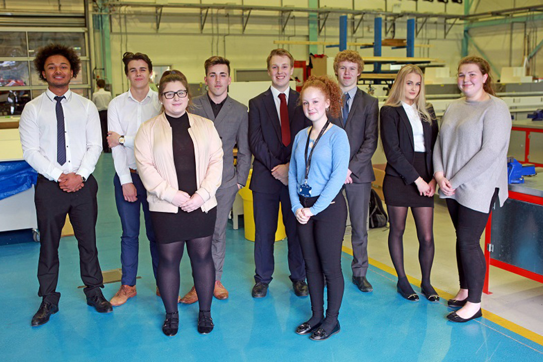 Apprentice success for WMG Academy students